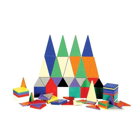 magna tiles 174 100 piece set by valtech company