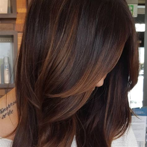 hair color style chestnut hair color ideas southern living