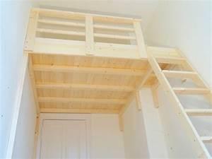 Hochbett Bauen Lassen : hochbett selber bauen altbau ~ Michelbontemps.com Haus und Dekorationen