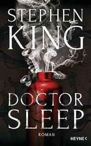 "#12 Horror Book ""Doctor sleep"" – World of Horror"