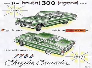 1966 Chrysler Crusader 300m