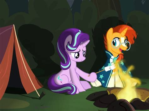 Pin by J on Starburst | Night in the wood, My little pony ...