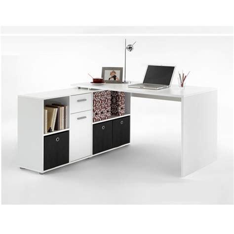 white corner computer desk flexi wooden corner computer desk in white 18083 furniture