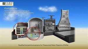 Heart Of A Nuclear Power Plant