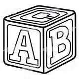 Abeka | Clip Art | ABC Block