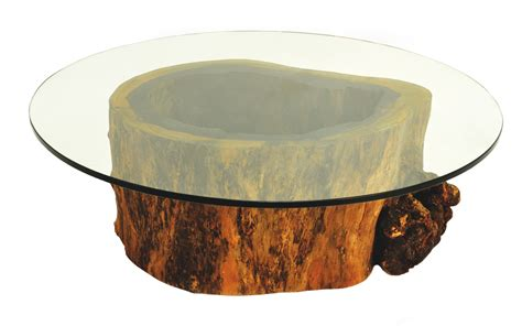 Gold coast faux round coffee table with mirrored glass and gold frame. 10 Best Round Glass Top Coffee Table with Wood Base