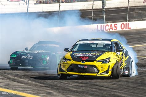 2016 Formula Drift Irwindale Finals Top 32 Play-by-Play ...