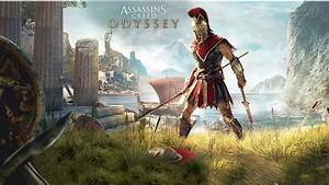 Assassin's Creed Odyssey: Alexios in Aktion