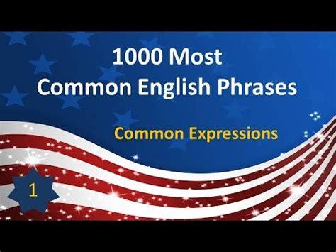 common english phrases p common expressions