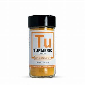 Turmeric Root Powder | Glass Jar Home Collection | Spiceology