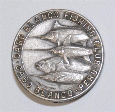 fishing cabo blanco club reels antique game