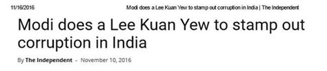 Demonetisation: How international media reported PM Modi's ...