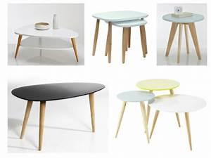 Table Basse Gigogne Maison Du Monde : shopping scandinave mariekke ~ Teatrodelosmanantiales.com Idées de Décoration