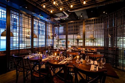Harden's Top 10 Private Dining Rooms In London Headbox