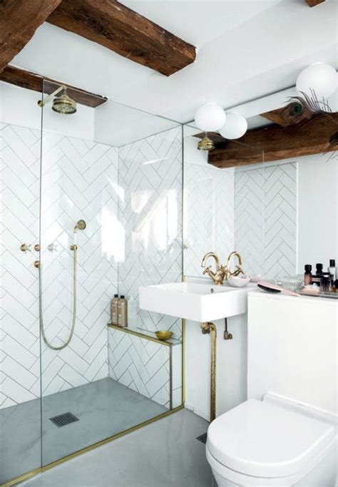Watch Out Subway Tile, Herringbone Might Be The Coolest