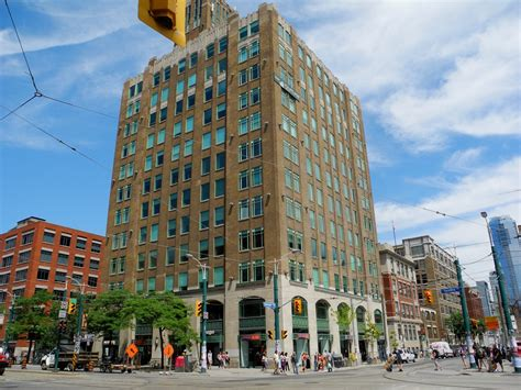 Balfour Building Spadinatoronto Historic Toronto