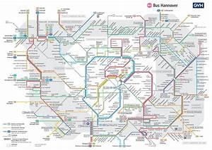 Gvh Fahrplan Hannover : hannover bus map ~ Markanthonyermac.com Haus und Dekorationen