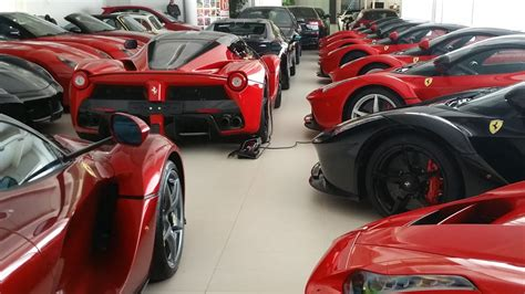 Game over. Ten Laferraris & some Blondes | Vlog 16 - YouTube