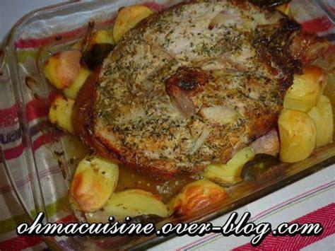 comment cuisiner une rouelle de porc recettes de rouelle de porc et cuisine au four