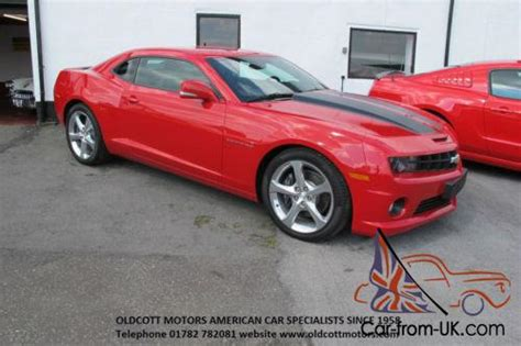 2013 New Chevrolet Camaro 62 V8 Ss Automatic Only 200