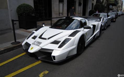 I hope my camera recorded the sound good. Ferrari Gemballa MIG-U1 - 26 January 2015 - Autogespot