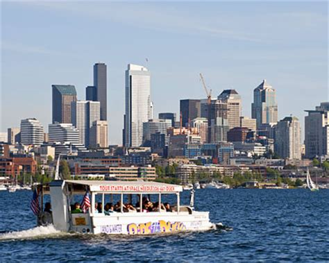 Seattle Waterfront Boat Tours by Seattle Harbor Tours Seattle Boat Tours