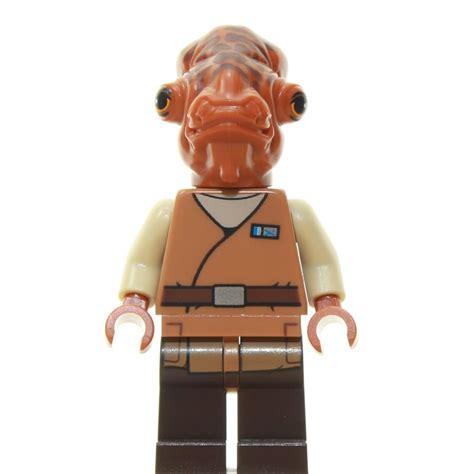 Lego Star Wars Minifigur Admiral Ackbar 2016