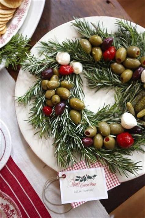 christmas decorated appetizer ideas 25 id 233 es originales pour votre ap 233 ritif de no 235 l je fouine tu fouines il fouine nous fouinons