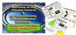 Automotive Hvac Climate Control Troubleshooter Software