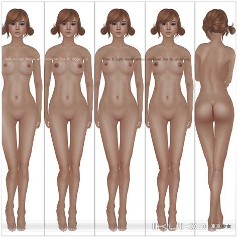 Female Shape Tokyogirl