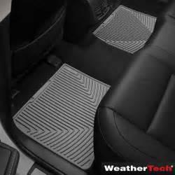 floor mats laser fit the weathertech laser fit auto floor mats front and back hammacher schlemmer
