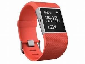 Montre Connectée Orange : montre connect e fitbit surge orange taille l ~ Medecine-chirurgie-esthetiques.com Avis de Voitures