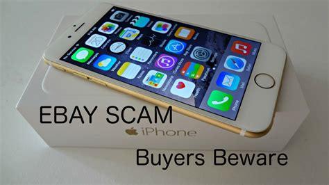 iphones on ebay apple iphone 6s ebay scam