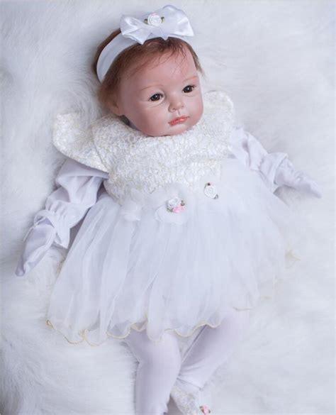 discount baby clothes silicone reborn baby dolls handmade bebe