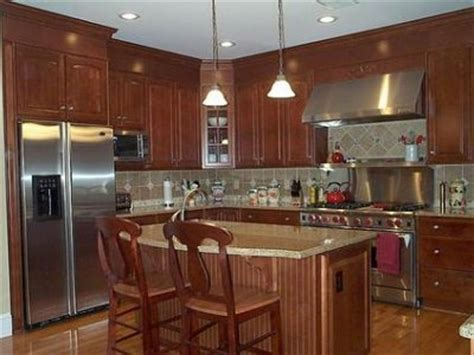 images of modern kitchen cabinets finished kitchens 08 21 05 7499