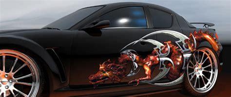 Custom Car Window Decals  Car Decals Guide
