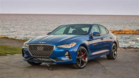 Genesis 2019 : 2019 Genesis G70 First Drive Review
