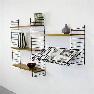 String Regal Ikea : best 25 60s furniture ideas on pinterest 60s bedroom 50s bedroom and dressing table 50s ~ Markanthonyermac.com Haus und Dekorationen