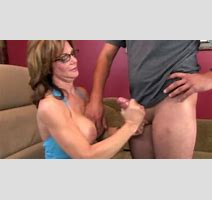 Busty Milf Mature Tugging On Dick For This Lucky Guy Xxxbunker Com Porn Tube