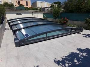 Abri De Terrasse Coulissant : fabricant d 39 abri piscine montpellier h rault bel abri ~ Dode.kayakingforconservation.com Idées de Décoration
