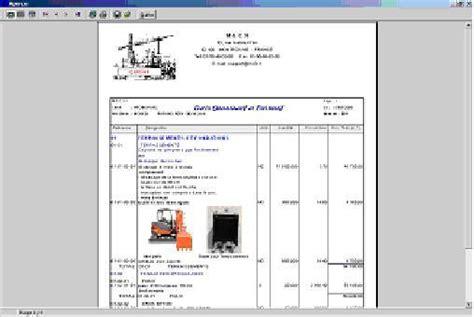 logiciel fiche technique cuisine logiciels de gestion commerciale pour btp tous les