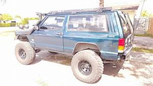 Jeep Cherokee Xj 4x4 Off Road Manual Transmission 1998 W   Accessories