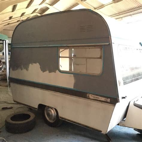 vintage caravan renovation project part 2 completion artemis