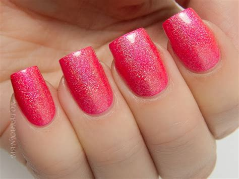 Manicurator Glam Polish Pixie Hollow Collection Swatch