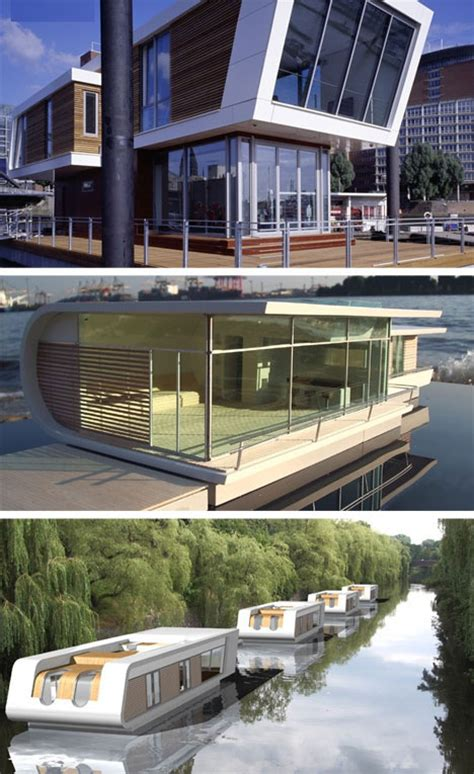 Houseboats Designs by Modern Houseboats Design Studio Design Gallery