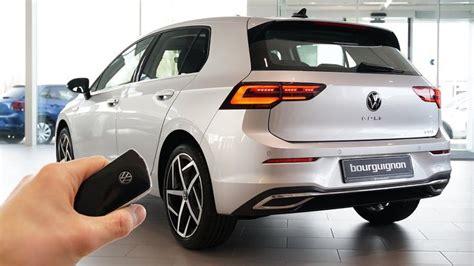 2020 VW Golf 8 1.5 eTSI (150hp) - Sound & Visual Review! | Vw golf, Volkswagen golf, Golf