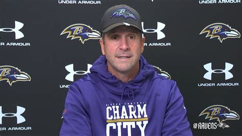 John Harbaugh Gives Updates on Brandon Williams, Chris Moore