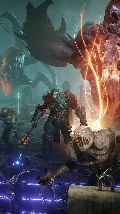 Gears 4k Screenshot E3 Wallpapers Action Games