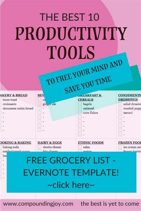 To Do List Evernote Template by Best 25 List Template Ideas On Pinterest Grocery List