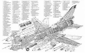 Airplane Parts Diagram